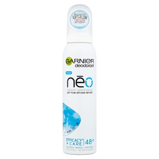 Garnier Neo Pure Cotton Antyperspirant w sprayu bez alkoholu 150 ml