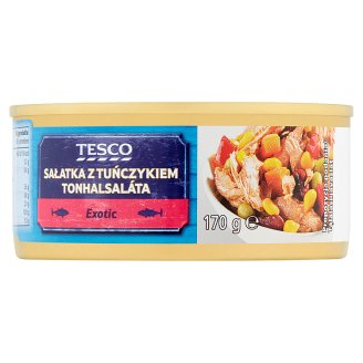 Tesco Exotic Salad with Tuna 170 g