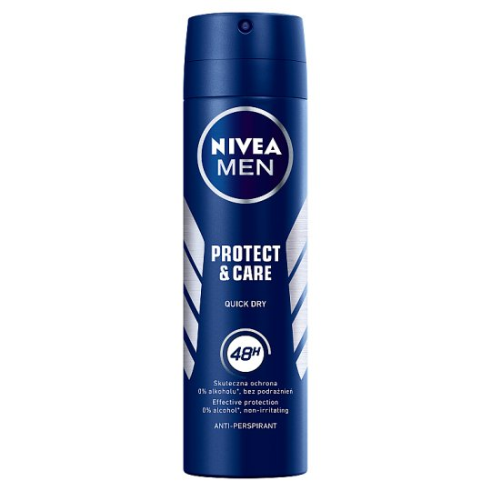 NIVEA MEN Protect & Care Antyperspirant w aerozolu 150 ml