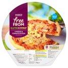 Tesco Free From Pizza z serem mozzarella i sosem pomidorowym 370 g
