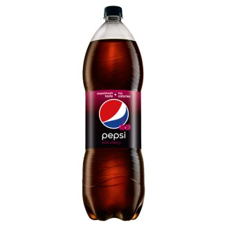 Pepsi Wild Cherry Carbonated Drink 2 L
