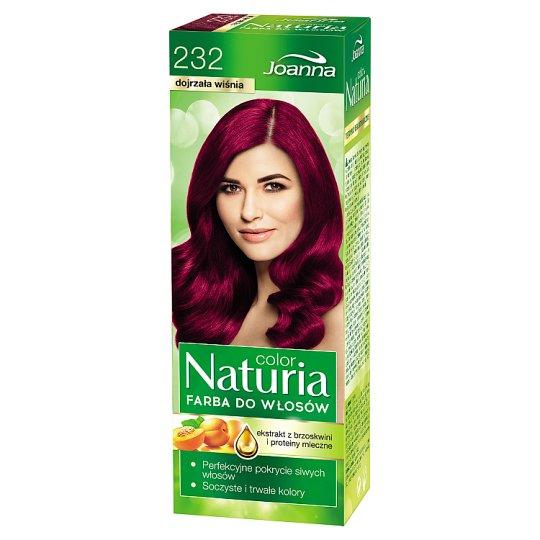 Joanna Naturia color Hair Dye Ripe Cherry 232