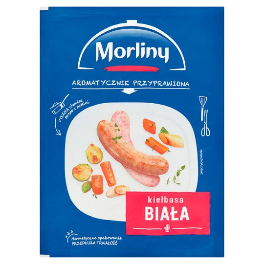 Morliny White Sausage 600 g