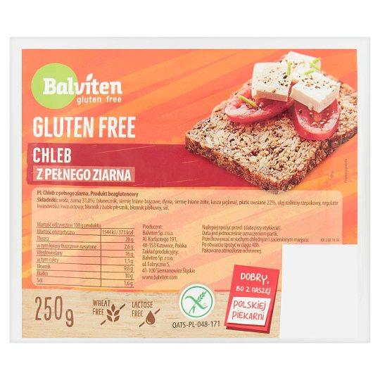 Balviten Whole Grain Bread 250 g