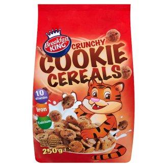 Breakfast King Crunchy Cookie Cereals 250 g