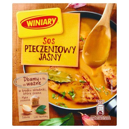 Winiary Light Gravy Sauce 27 g