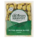 The Grower's Harvest Oliwki zielone drylowane w słonej zalewie 195 g