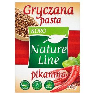 Koro Nature Line Gryczana pasta pikantna 100 g