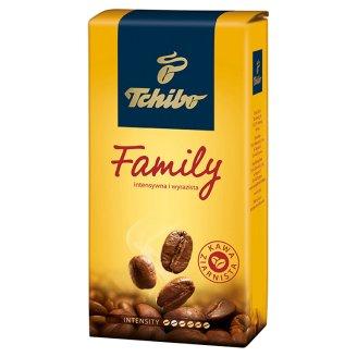 Tchibo Family Kawa palona ziarnista 1 kg