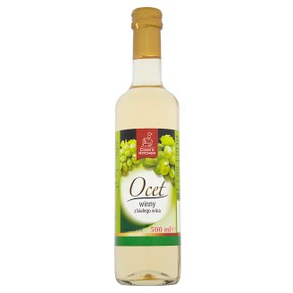 Cook's Kitchen White Wine Vinegar 500 ml