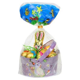 Rakpol Wielkanocne wiaderko z figurkami z czekolady mlecznej 160 g