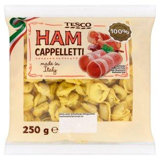 Tesco Pierożki cappelletti z szynką 250 g