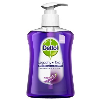 Dettol Solace Antibacterial Hand Liquid Soap 250 ml