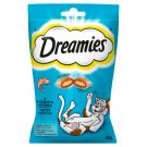 Dreamies Supplementary Food with Exquisite Salmon for Cats and Kittens 60 g