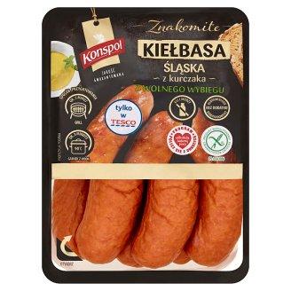 Konspol Free Range Chicken Silesian Sausage 550 g