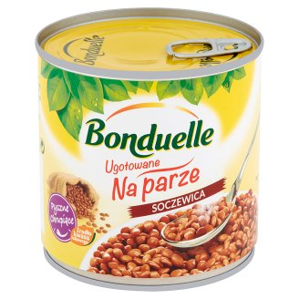 Bonduelle Ugotowane na parze Lentils 310 g