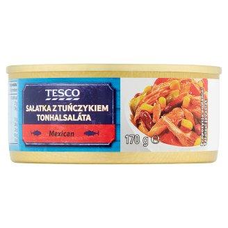 Tesco Mexican Salad with Tuna 170 g