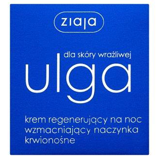Ziaja Relief for Sensitive Skin Strengthening Blood Vessels Regenerating Night Cream 50 ml