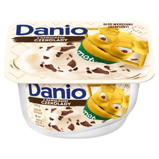 Danone Danio Extra Fromage Frais with Chocolate Pieces 130 g