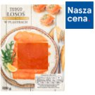 Tesco Sliced Smoked Salmon 100 g