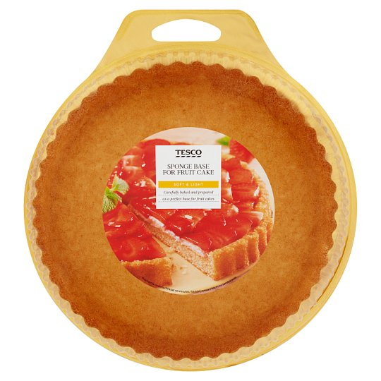 Tesco Sponge Base 200 g