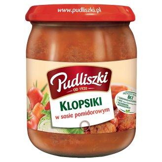 Pudliszki Klopsiki w sosie pomidorowym 500 g
