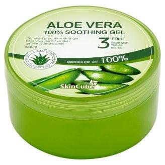 SkinCube Aloe Vera 100% Soothing Gel 300 ml