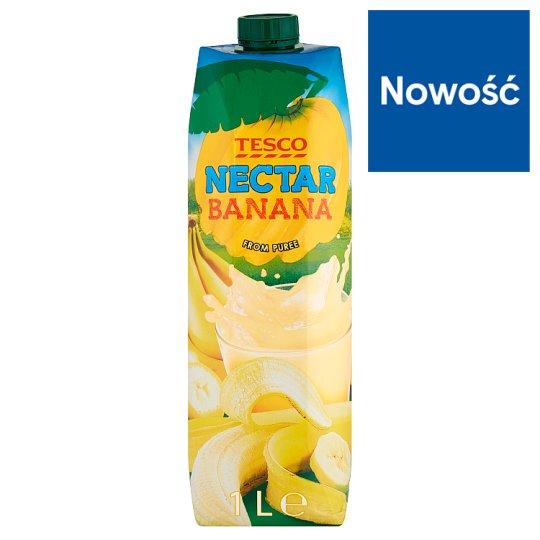 Tesco Banana Nectar 1 L