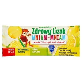 Starpharma Zdrowy Lizak Mniam-Mniam Dietary Supplement 6 g