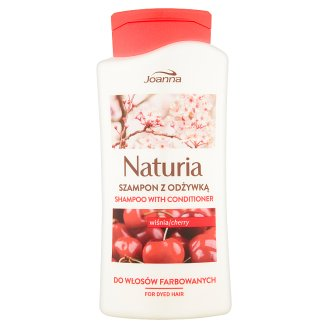 Joanna Naturia Cherry Shampoo with Conditioner 500 ml