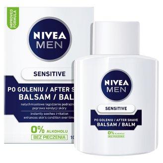 image 2 of NIVEA MEN Sensitive After Shave Balm 100 ml