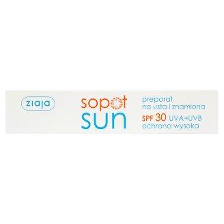 Ziaja Sopot Sun Mouth and Birthmarks Preparation SPF 30 15 ml
