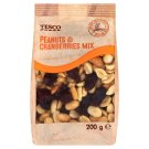 Tesco Peanuts & Cranberries Mix 300 g