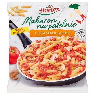 Hortex Stir Fry Pasta with Bolognese Sauce 450 g