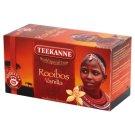 Teekanne World Special Teas Rooibos Vanilla Herbatka o smaku waniliowym 35 g (20 torebek)