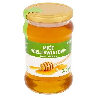 Huzar Miód pszczeli nektarowy wielokwiatowy 370 g