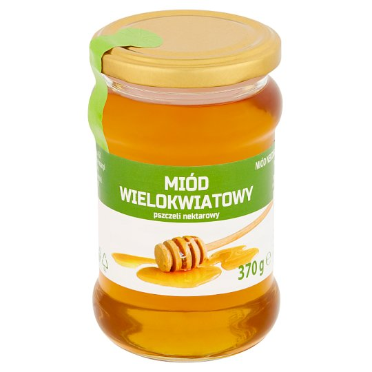 Huzar Multiflower Nectar Honey 370 g