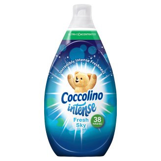 Coccolino Intense Fresh Sky Fabric Softener 570 ml (38 Washes)