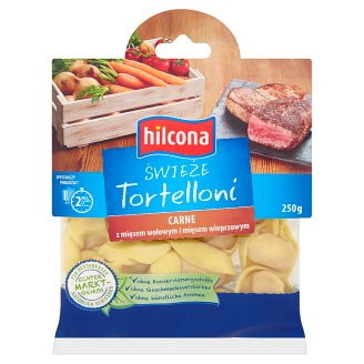 Hilcona Fresh Tortelloni with Beef and Pork Meat 250 g