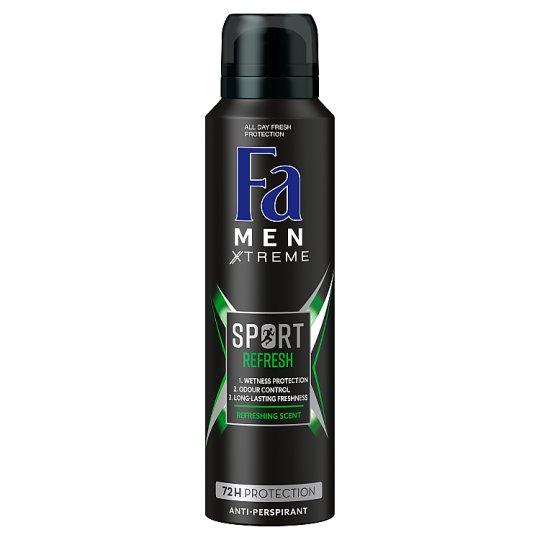 Fa Men Xtreme Sports Antyperspirant w sprayu 150 ml