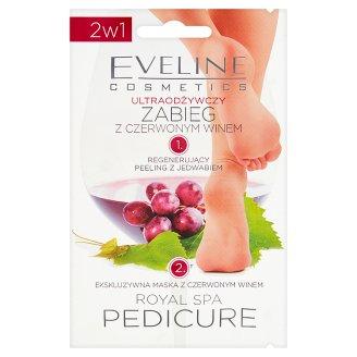 Eveline Cosmetics Ultraodżywczy zabieg z czerwonym winem 2w1 2 x 6 ml