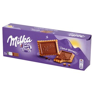 Milka Choco Biscuit Biscuits with Alpine Milk Chocolate 150 g