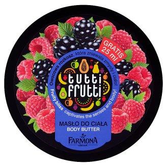 Farmona Tutti Frutti Jeżyna & malina Masło do ciała 275 ml