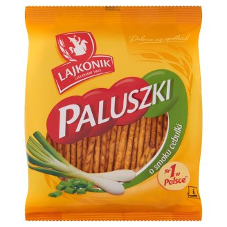 Lajkonik Onion Flavoured Sticks 150 g