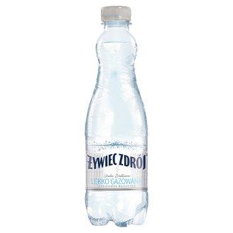 Żywiec Zdrój Light Sparkling Spring Water 500 ml