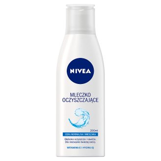 NIVEA Cleansing Milk Normal and Mixed Skin 200 ml