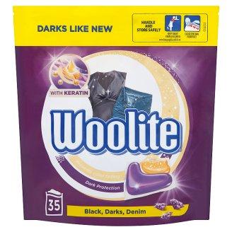 Woolite Black Darks Denim Washing Capsules 770 g (35 x 22 g)