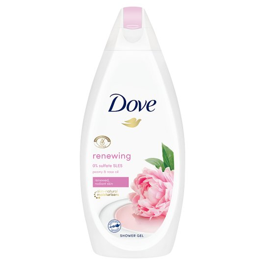 Dove Purely Pampering Sweet Cream & Peony Shower Gel 500 ml