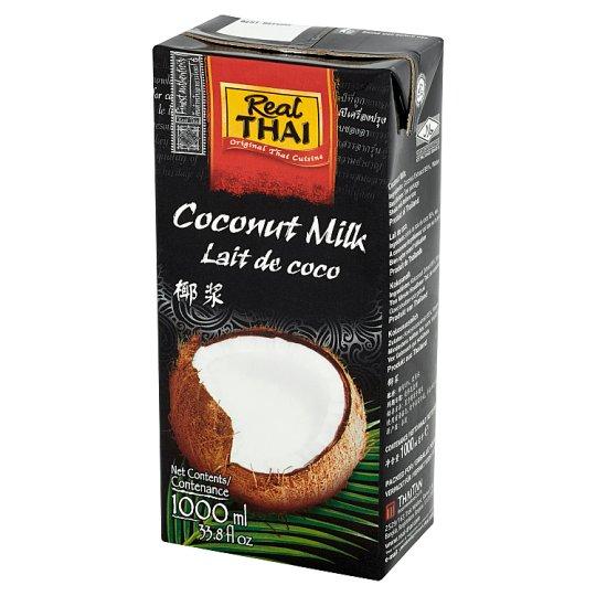 Real Thai Mleko kokosowe 1000 ml