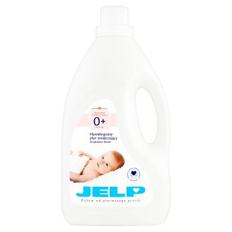 JELP 0+ Hypoallergenic Softening Liquid for Fabrics 2 L (25 Washes)